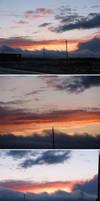 SUNSET set-1 by SierraDemonica