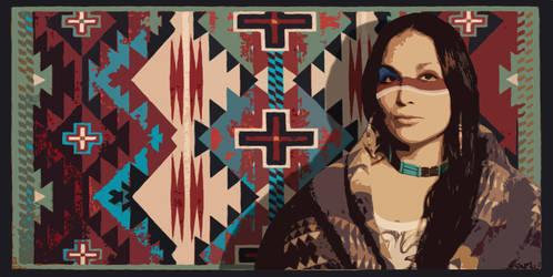 American Native by 3O5cky
