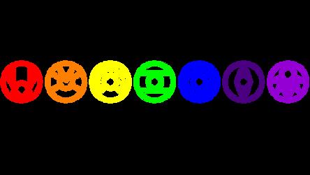 Lantern Symbols Revised by LucasetaK