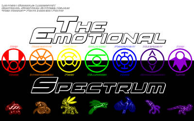 The Emotional Spectrum [16:10 Aspect Ratio] by LucasetaK