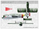 Arado Ar 381 by neuer-geist