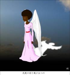 Angel Aiko by CaribbeanRose9