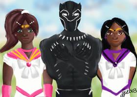 When Heroes Meet part III by CaribbeanRose9