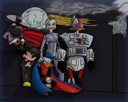 Guardians of Duckburg by PhatSeeJay