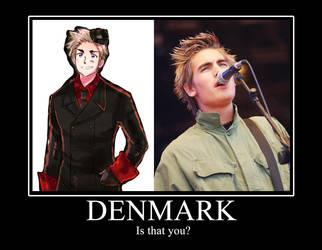 Human Denmark! by Dina-soar