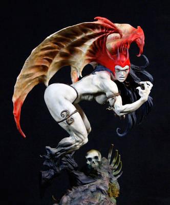 Verotik Satannika by AnalogEnvy