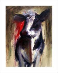 Bessie Oil Painting by Sorathepanda