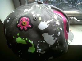 Kooma Custom Cap Octo Back by Kooma1306