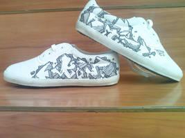 Kooma Custom Shoe by Kooma1306