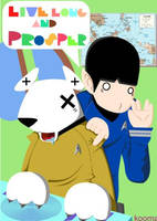 Live long and prosper by Kooma1306