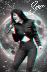 Selena Moon Goddess 3-D by Xenomorph71