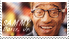 Sammy Davis, Jr. Stamp by TheStampCollector