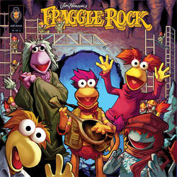 Fraggle Rock by JeffStokely
