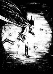 Batman Commission by JeffStokely