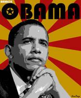 Barack Obama by alecpage
