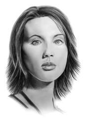 Andromeda - Lexa Doig by RodneysGirl