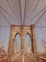Brooklyn Bridge by ChemicalAlia