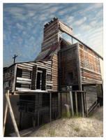 Abandoned Mine II by ChemicalAlia