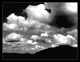 Sky BW by Katosu