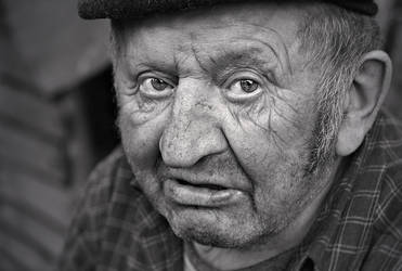 .: Grandpa Stalney :. III by Katosu