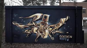 golden toys (spoare153, Ludwigsfelde, 2014) by spoare153