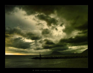 Evening Cloudiness by vainas