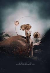 Wheel of Time by stefanie-saw