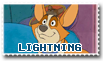 Lightning Stamp by StampAG