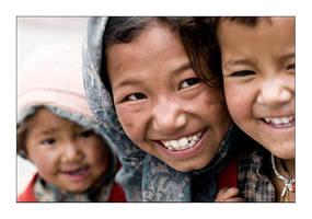 Children of Spiti Valley II by SLavaShi