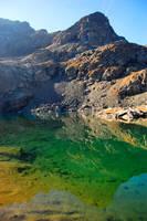 Lac du Petit Domenon by juliuslg