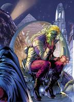 Legion of Superheroes 6 Cover by sinccolor
