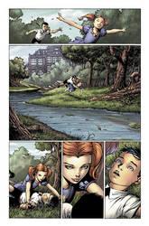 Dark Knight No.1, page 3 by sinccolor