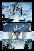 Batman and Robin 21 pg1 by sinccolor