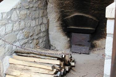 Small thermal baths in Carnuntum 4 von 5 by Dreikun