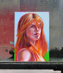 Sarah Connor by KIRAN-X-MECHANIZED