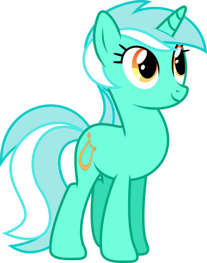 Lyra Heartstrings by Skie-Vinyl