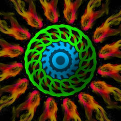 fire septiceye by Rosanna-Bradley