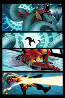 Marvel Adventures Ironman 5 2 by Aburto