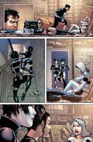 Punisher War Journal 21 p13 by Aburto