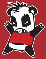 Panda Cotorrock by Aburto