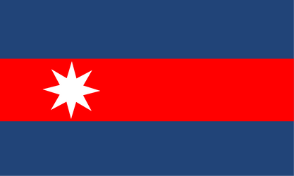 Flag of the Illinois Worker's State by KingWillhamII