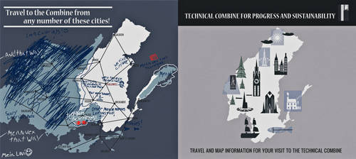 Technical Combine Travel Guide by KingWillhamII