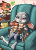 Nick and Judy's boxes or funnies by borba