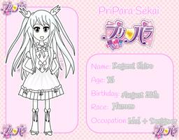 PriParaSekai App - Kagami Shiro by ninaanime