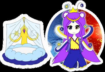 [Closed Species] Comfies - Queen Lia by ninaanime