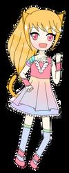 [OC] Stella-chan by ninaanime