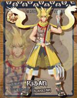 Pokimono: Rioan as Alakazam by rioan26
