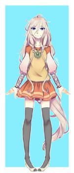 Vocaloid: IA (Miko Aiba's cloth) by CipeHeheLOL