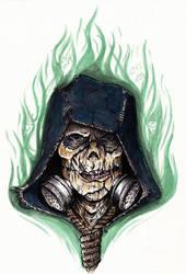 Scarecrow by xMaidenOfMetalx