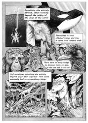 Origin story - part1, p4 by Loulin